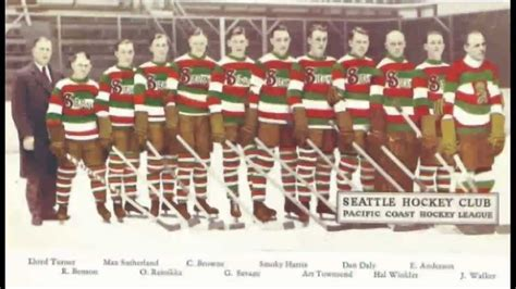 Seattle Hockey History In 10 Minutes (more or less) - YouTube