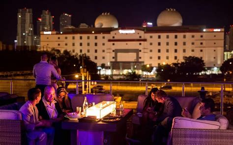 Rooftop at E11even   Downtown/Overtown   Bars and Clubs
