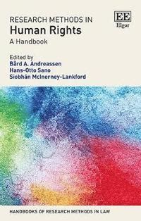 Research Methods in Human Rights - Bard A Andreassen, Hans