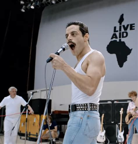 Photos Of The 'Bohemian Rhapsody' Actors Compared To The