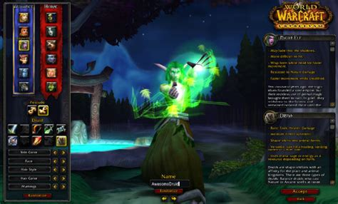 Should you play a druid in WoW?   Engadget