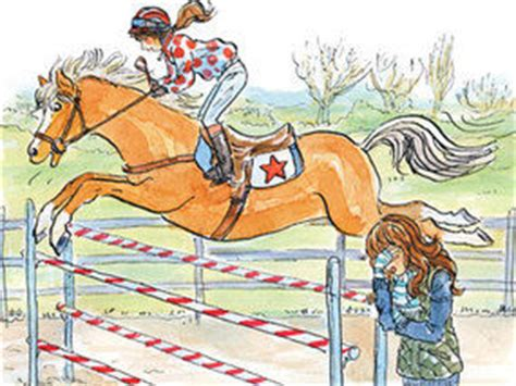 Mindy Hammond: Willow's equestrain ambitions know no