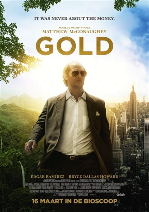 Gold Movie Poster (#5 of 7) - IMP Awards