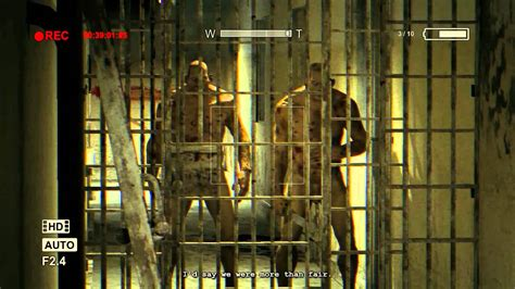 Roy Hess is playing Outlast: Episode 03 - two naked men