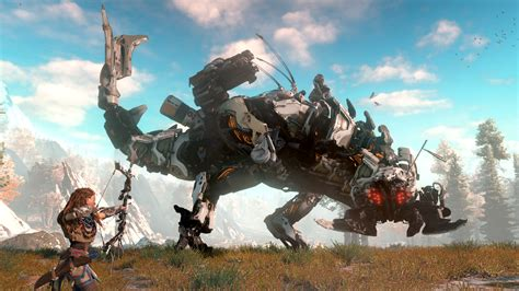 """PS4's Horizon: Zero Dawn Is a """"Hot Property"""" for Licensing"""
