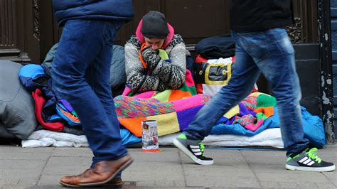 Homelessness charity helped deport rough sleepers   The