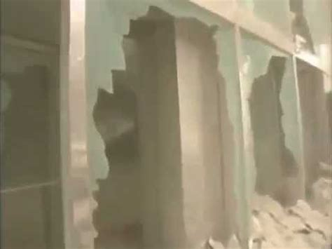 Inside World Trade Center During Attack 9/11 North Tower