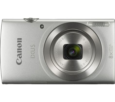 Buy CANON IXUS 185 Compact Camera - Silver | Free Delivery
