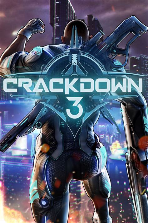 Crackdown 3 for Windows Apps (2019) - MobyGames