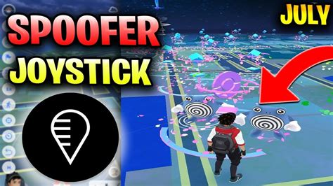 How to GPS Spoof + Joystick with FGL Pokemon GO Spoofer July