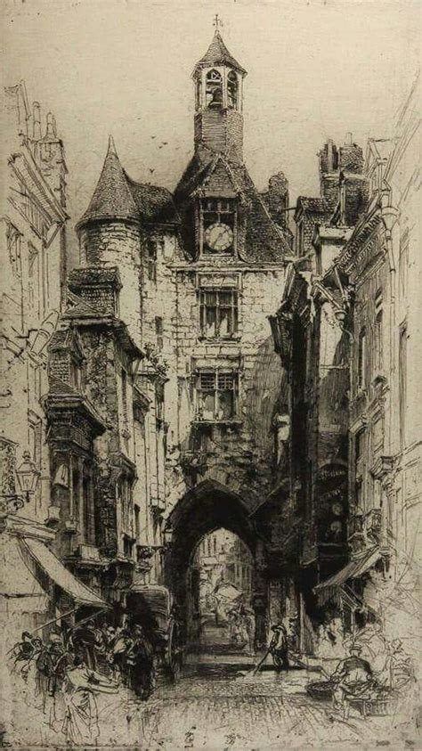 Hedley Fitton, 1859-1929, British | Landscape drawings