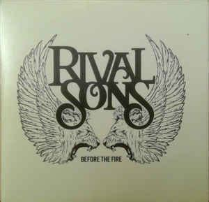 Rival Sons - Before The Fire (2009, CDr) | Discogs