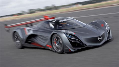 Cosmo to Furai: a history of rotary-engined Mazdas | Top Gear