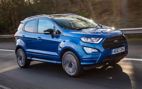 Ford Ecosport review: much improved, but is that enough?
