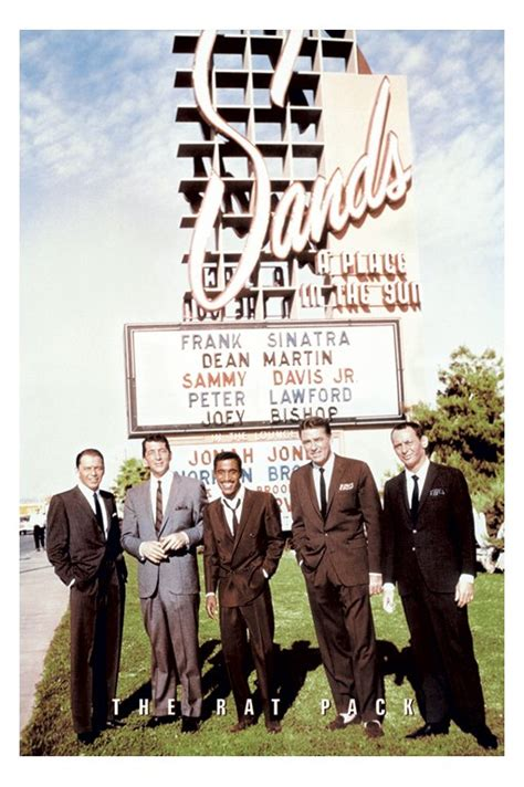 Silver Lake To Sin City: The Rat Pack Would Not Have You