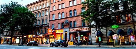Holiday apartments for rent in central Stockholm