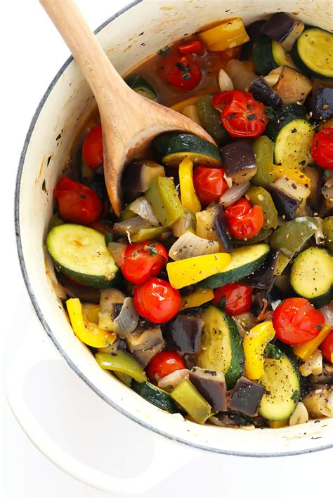 Easy Ratatouille | Gimme Some Oven
