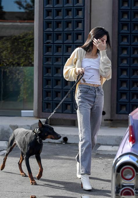 Kendall Jenner - Out for Breakfast in LA 12/16/2018
