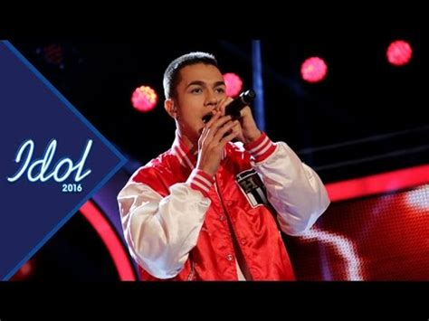 Liam Cacatian Thomassen sjunger Ready or not i Idol 2016