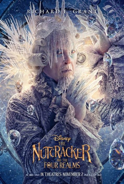 The Nutcracker and The Four Realms starring Mackenzie Foy