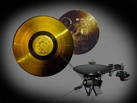 Space Images   Voyager's Special Cargo: The Golden Record