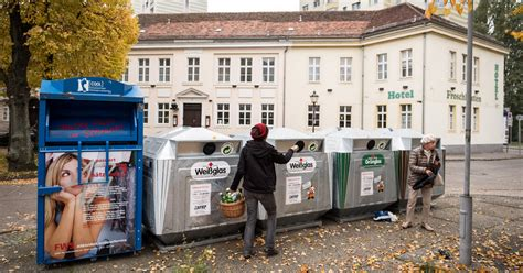 Germany Gleefully Leads List of World's Top Recyclers