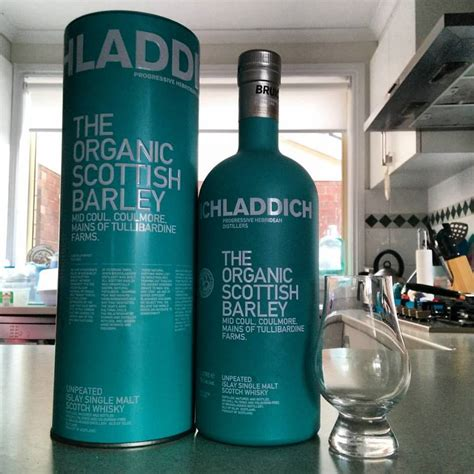 Whisky Review #31: Bruichladdich The Organic Scottish
