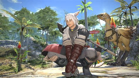 Final Fantasy 14 on PS4 is another string in Sony's MMO