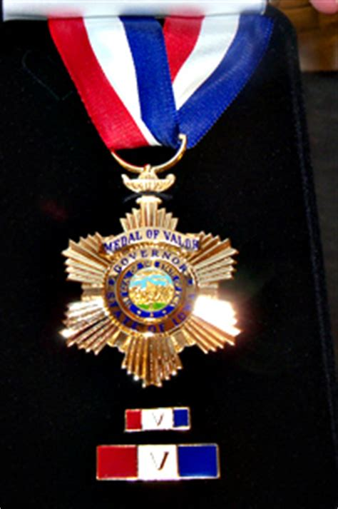 Governor gives Sullivan Brothers Award of Valor to eight