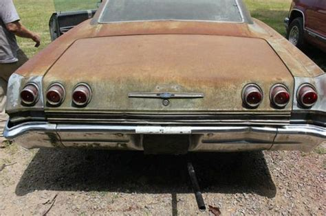 Sell used 1965 Chevy Impala SS 327 in Horn Lake