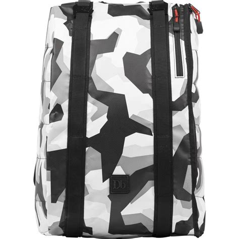 Douchebags Base 15L Daily Urban Backpack | White Camo