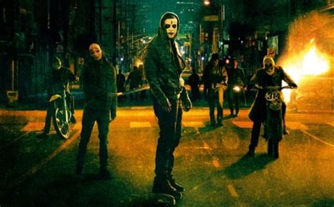 The Purge Anarchy Review: Violence as Vindication - Movie