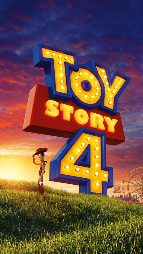 Woody In Toy Story 4 Animation 2019 4K Ultra HD Mobile
