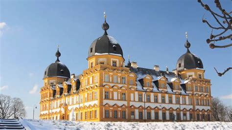 Germany Travel Attractions - Seehof Palace in Bamberg
