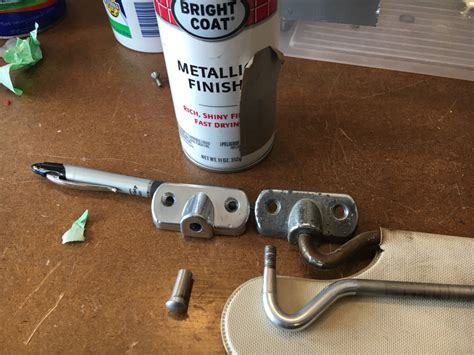 Cheap reversible fix for pitted chrome parts - metropolitan