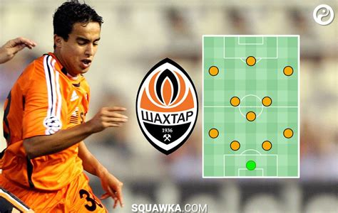 How Shakhtar could line up if they had kept their star