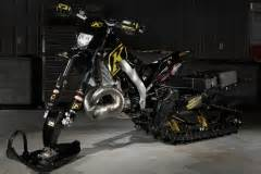 Is This the Ultimate Snowbike? - Snowmobile