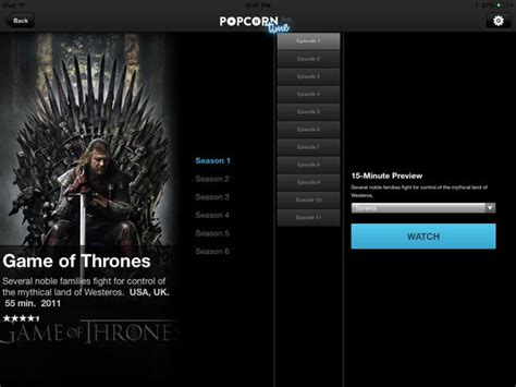 Popcorn Time on iOS may give Apple headaches in the future