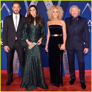 Little Big Town Get Glam for the CMA Awards 2017 Red