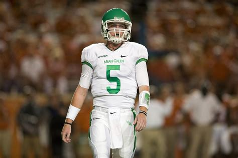 North Texas aims to improve offense, Mean Green ranked No