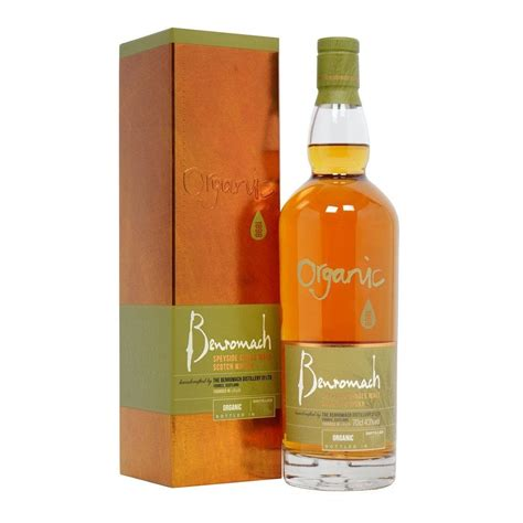 Benromach Organic - Whisky from The Whisky World UK