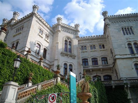 Castello Miramare, Trieste, Italy*** (With images