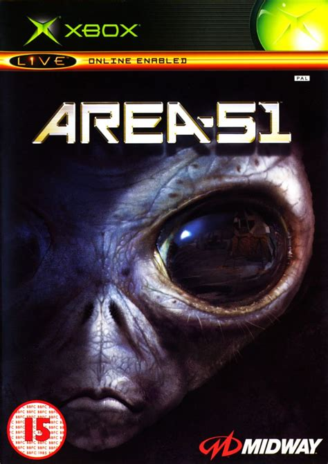 Area-51 for Xbox (2005) - MobyGames