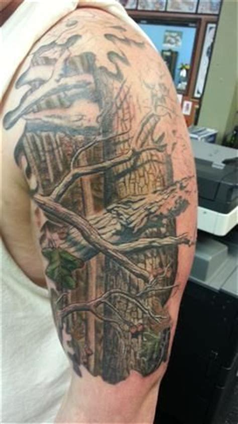 Camo Tattoo Designs, Ideas and Meaning   Tattoos For You