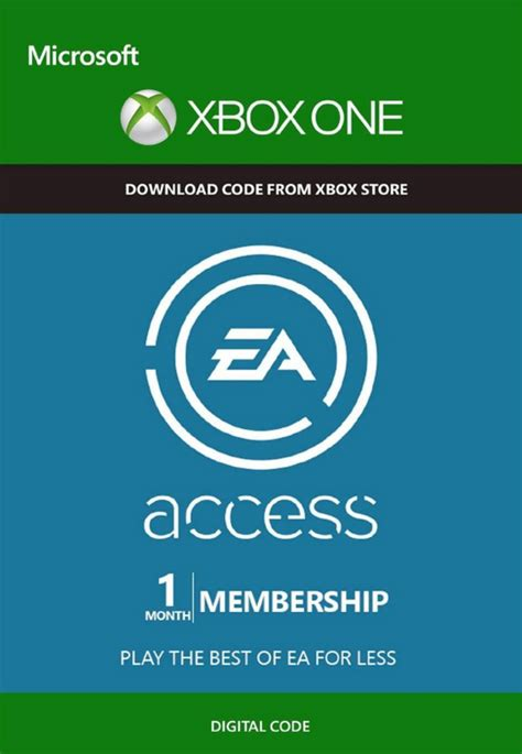 EA Access - 1 Month Subscription Trial   Xbox One   CDKeys