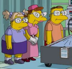 Hans Moleman's family - Wikisimpsons, the Simpsons Wiki