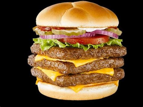 15 Worst Things You Can Eat at Fast Food Restaurants