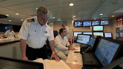 Video: The Role of a Royal Caribbean Chief Engineer