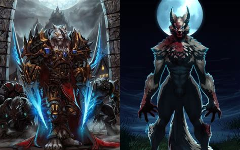 Master of World of Warcraft : Playable Sub-races Concept