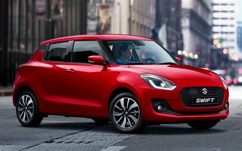 2017 Suzuki Swift - Wallpapers and HD Images   Car Pixel
